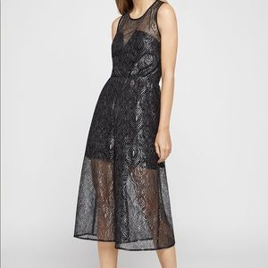 Beautiful black and metallic BCBGeneration dress.